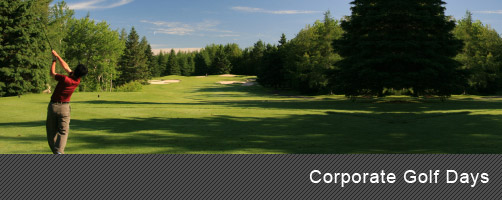 Corporate Golf Days