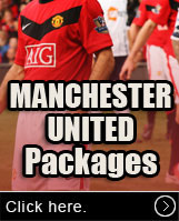 Manchester United Packages 2011 - 2012